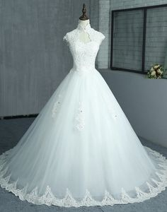 A wedding is a historical adventure in his life. The only necessity for this event lies in the fact Making A Wedding Dress, Light Colors, Nice Dresses, One Shoulder Wedding Dress, That Look, Couples, Wedding Dresses, Floral, Adventure