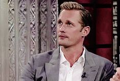 """skarsgardaddict: """"""""I don't know where I'm going.. I just know that my gut feeling will tell me."""" """""""