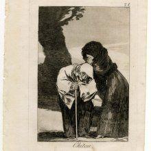 Goya- Los caprichos....