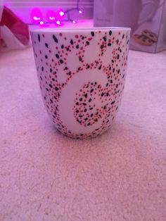 University of Cincinnati DIY sharpie mug!