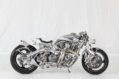 2011 Custom bike - Ken Tabata