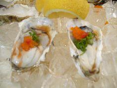 Oysters @ Kibo in Ventura