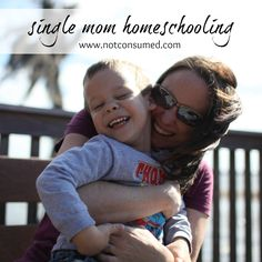 single mom homeschooling- great to know even if you're not a single mom or home schooling. Great for kids