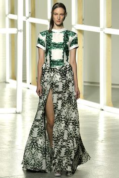 rodarte looks like my dreams. seriously i had a dream where i wore an outfit like this last night.