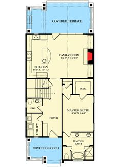 Total Living Area: 1,676 sq. ft. Main Flr.: 1,190 sq. ft. 2nd Flr: 486 sq. ft. --would try to make the first floor a little smaller 900 - 1000 sq ft and smaller up stairs total to be around 1400 sq ft at max