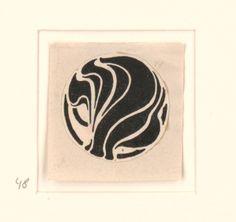 Koloman Moser, Vignetten, editorial design – mostly for the magazine Ver Sacrum, Ink drawing. © MAK Wien, via Europeana Art And Illustration, Illustrations, Graphic Artwork, Graphic Design Posters, Muse Kunst, Koloman Moser, Jugendstil Design, Graphisches Design, Muse Art