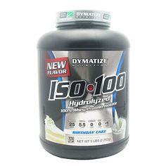 DYMATIZE ISO-100 WHEY PROTEIN 5 Lb