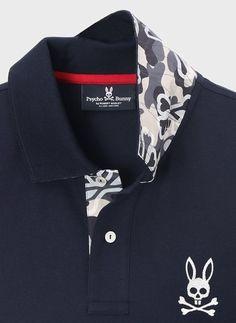 Polo Shirt Style, Polo Shirt Design, Mens Polo T Shirts, Collar Shirts, Bunny Man, Hang Ten, Lacoste, Water Island, Shirt Designs