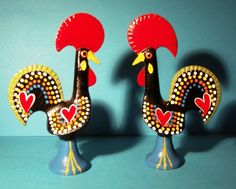 the portuguese rooster.  from the homeland!!