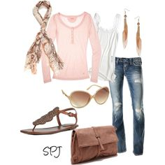 Kelsie, created by bszjacks on Polyvore