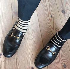 #oybo #socks #oybosocks #style #fashion #stripes #lurex #glitter #lurexsocks #chaussettes #calzini #sokken #calzinispaiati #gucci shoesandsocks #streetstyle