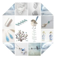 """Take Time To Enjoy The Simple Things In Life"" by jarmgirl ❤ liked on Polyvore featuring art and vintage"