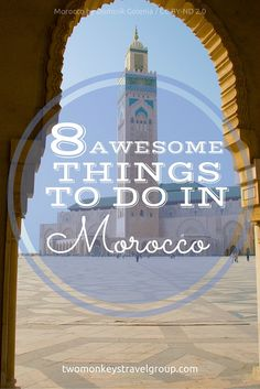 8 Awesome Things to do in Morocco. Bordered by Algeria, the Sahara, the Mediterranean Sea and the Atlantic Ocean is a country that has a perfect balance of thousands of history and a colorful culture: Morocco. Mysterious to an outsider, this country is perhaps one of the safest, most exciting, vibrant, cultured and yet modern countries to explore. Allow me to give you a variety of exciting things to do in this overwhelming beauty of Morocco.