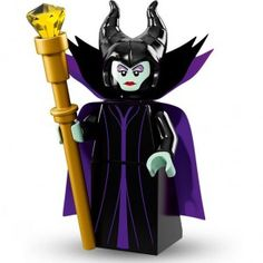 Lego Minifigure Maleficent