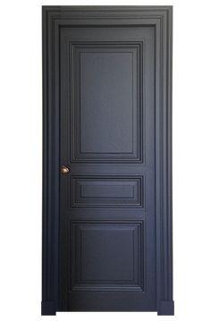 Bedroom door design black interiors Ideas for 2019 Black Doors, Door Design, Painted Doors, White Interior Doors, Room Doors, Doors Interior, Bedroom Door Design, Modern Entrance, Front Door Design