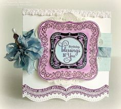 Day 3 With Guest Designer Melissa Bove | JustRite Papercraft Inspiration Blog