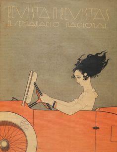 Ernesto Garcia Cabral, 1920's