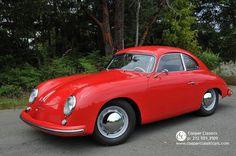 Stunning 53 Porsche 356