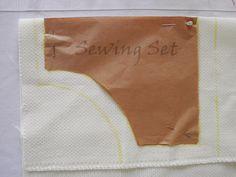 Sewing Set: TUTORIAL BRAGUITA CUBRE-PAÑAL