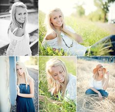 Cool idea for a senior girl... This is probably my favorite set I've seen. I want all of these shots!
