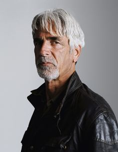 Major factor of why I married my husband!!!  He gets mistaken for Sam Elliot ALL the time!!!