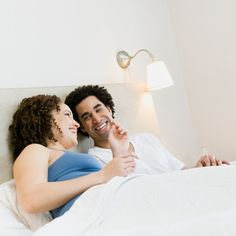Have Pillow Talk http://www.womenshealthmag.com/sex-and-love/habits-of-happy-couples/slide/7