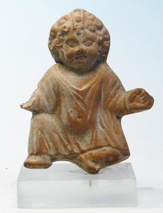 Roman Terracotta Child
