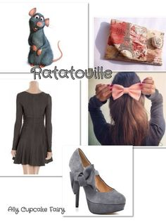Ratatouille  Disney Inspired Outfits By Me
