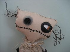 Scarecrow IV by ForeverFall on Etsy, $45.00