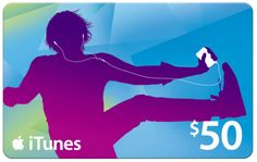$50 iTunes Or Google Play Guest Giveaway