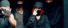"""miss-swan: """"Lily Collins as Red in Okja """" Lily Collins, Okja Movie, Love Movie, Artsy Wallpaper Iphone, Devon Bostick, Paul Dano, Princess Aesthetic, Female Actresses, Girl Gifs"""
