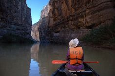 I'm going to be kayaking this in February with my church friends.    Canoeing on Rio Grande in Santa Elena Canyon between Big Bend National Park Texas and Mexico