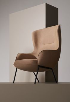 Norm Architects' 'Enclose' chair for Fogia | My top picks from the Stockholm Furniture Fair | These Four Walls blog