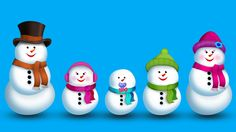 The Finger Family Snowman Family Nursery Rhyme Baby Finger Song, Sister Finger, Mommy Finger, Finger Family Rhymes, Family Songs, Kids Songs, Nursery Rhymes Preschool, Phonics Song, Rhymes For Kids