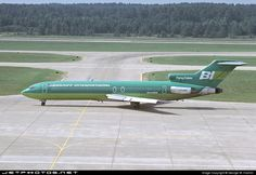 Photo of N446BN - Boeing 727-227(Adv)(F) - Braniff International Airways