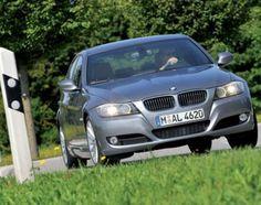 3 Series Sedan (E90) BMW model - http://autotras.com