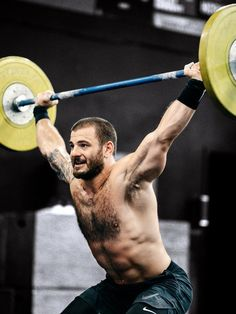 The Real-Life Diet of Mat Fraser, the Fittest Man on Earth Mat Fraser: The Real-Life Diet of CrossFit's Fittest Man on Earth Crossfit Men, Crossfit Athletes, Crossfit Results, Mat Fraser Crossfit, Crossfit Photography, Diets For Men, Fit Board Workouts, Powerlifting, Weightlifting