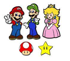 Super Mario SVG!