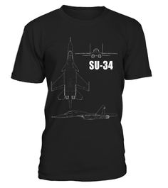 "# SU-34 AIRPLANE  BLUEPRINT T SHIRT .  Special Offer, not available in shops      Comes in a variety of styles and colours      Buy yours now before it is too late!      Secured payment via Visa / Mastercard / Amex / PayPal      How to place an order            Choose the model from the drop-down menu      Click on ""Buy it now""      Choose the size and the quantity      Add your delivery address and bank details      And that's it!      Tags: SU 34 Line drawings airplane tee shirts gifts for…"