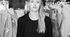 New portrait: DHL Express Fashion Export Scholarship 2014 Finalist Lucy McIntosh by Sam Lee Express Fashion, Georgia, Awards, T Shirts For Women, Portrait, People, Fashion Design, Portrait Illustration, People Illustration