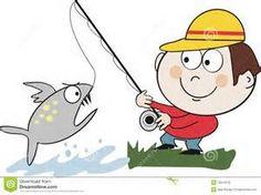 cartoon fishing - Bing images