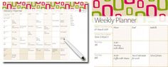 another magnetic planner