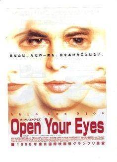エドゥアルド・ノリエガとペネロペ・クルス主演のスペイン映画。事故でハンサムな顔を失った男の行く末とは…。疾走感溢れる謎めいたストーリーが秀逸。