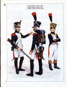L'Infanterie de la Jeune Garde en action (2)