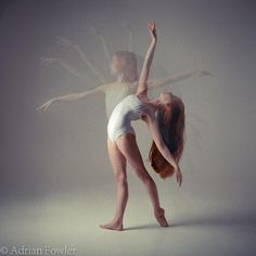 Dance Photography by Adrian Fowler Photography.  Creative artistic dance portraiture.  https://www.facebook.com/AdrianFowlerPhotography