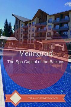 From healing mineral waters through verdant mountains to delectable local delicacies, Velingrad - the Spa Capital of the Balkans - has it all.  Bulgaria Travel  Acceda al sitio para obtener información   https://storelatina.com/bulgaria/travelling #traveler #Bulgarija #بلغاریہ #bulgariya
