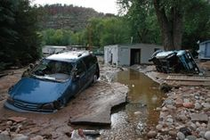 PHOTOS: The Deadly Toll Of Colorado's 'Biblical' Flood