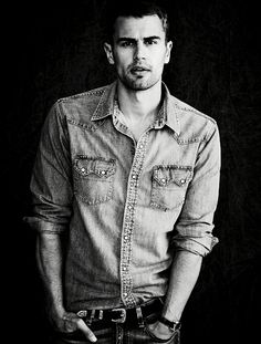 30/100 pictures of theo james
