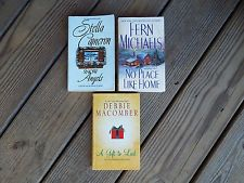 3 HOLIDAY Contemporary Romances by DEBBIE MACOMBER Fern Michaels STELLA CAMERON