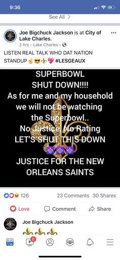 Nfl Football Teams, Youth Football, Dan Fouts, 32 Nfl Teams, New Orleans Saints Football, Nfl Seattle, Who Dat, Lsu Tigers, Team Player